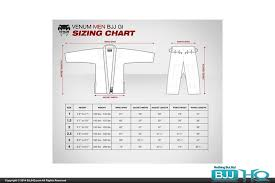 Venum Shorts Size Chart Venum Contender 2 0 Jiu Jitsu Gi Navy Bjjhq