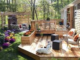 Backyard Deck Design Ideas Design