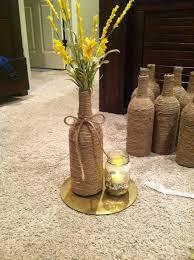 Mason Jars Decorated With Twine Mary Powers Powers Powers Powers Semmelmayer idea for all my wine 91