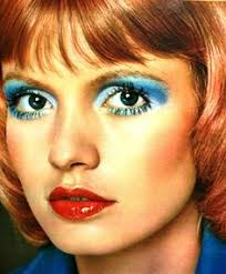 what was make up like in the 70s marie claire france october 1971