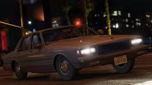 1989 Chevrolet Caprice 9C1 Detective - GTA V Galleries - LCPDFR.com