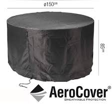 breathable garden furniture covers. Pacific Lifestyle Garden Set Cover Round 150 X 85cm Breathable Garden Furniture Covers C