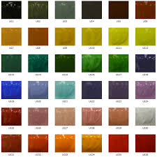 Glaze Color Chart Welcome To Westernglaze Com Home Of Western Ceramic Colors