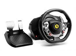 Tx Racing Wheel Ferrari 458 Italia Edition Xbox One Pc Steering Wheel Thrustmaster