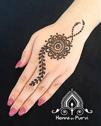 Super Simple Henna Designs Simple Henna Designs For Hands For The Bride And Her Tribe