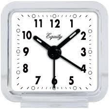 la crosse alarm clock equity by la clear quartz alarm clock la crosse mood light color