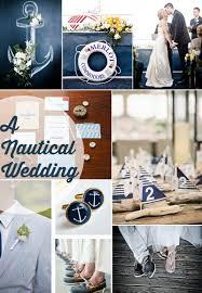 Nautical Themed Wedding Ideas