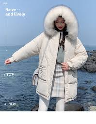 <b>Female</b> winter jackets and Long coats 2019 hooded Parkas for ...