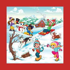 Chart On Winter Season Winter Scene