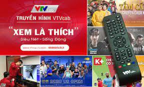 Tổng đài K+ VTVCab ❖ Truyền hình số vệ tinh K+