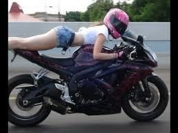 female girl motorcycle bike stunting stunt compilation 2017