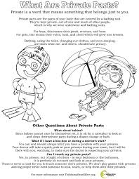 Small Picture Free Coloring Pages for Body Safety to introduce ways to help