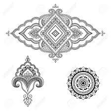 Henna Pattern Best Henna Tattoo Flower Template Mehndi Style Set Of Ornamental