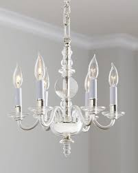 Visual Comfort George Ii Mini Six Light Polished Silver