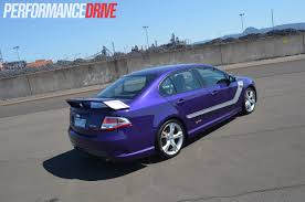 2012 FPV GT-P MKII review (video) - PerformanceDrive