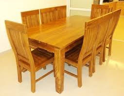 teak dining room table and chairs. Wonderful And On Teak Dining Room Table And Chairs D