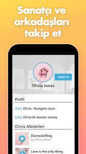 Android için İndir MP3 Müzik Çalar Programı (İndirme Şimdi) - APK'yı İndir