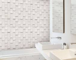Peel & Stick Modern Mossaic Tile I Contact Paper Self-Adhesive Removable  Wallpaper 11511 :