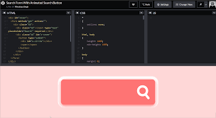 Codepen Material Design Form 20 Creative Search Bar Design Inspirations With Html Css