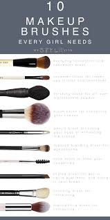 the 10 best makeup brushes to have on hand these brushes are your essentials to your everyday makeup routine