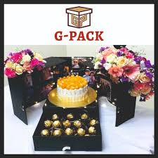 surprise cake box manufacturer from pune
