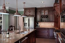 Kitchen Remodel Stain Color Selection For Kitchen Cabinets Kitchen Remodeling