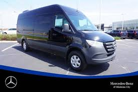 The sprinter puts your passengers and your business first. New Mercedes Benz Sprinter Passenger Van Mercedes Benz Of Oklahoma City