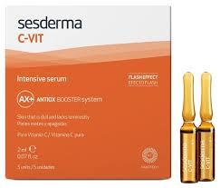 SesDerma C-Vit <b>Интенсивная сыворотка для</b> лица на основе 12 ...