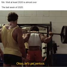 Maybe you're interested in stock hunting game specifically. Invest In End Of 2020 Beginning Of 2021 Memes Taken From Pumping Iron 1977 Memeeconomy