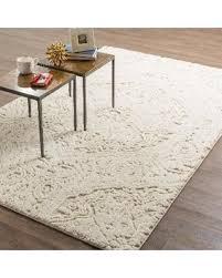 8 10 area rugs amazing deal on mohawk home loft francesca cream ivory rug