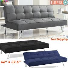 Serta Dream Thomas Convertible Sofa Light Brown Futon Sofa Bed Sleeper Convertible Couch 3 Seat Foldable Full Size With Mattress
