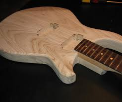 build your own electric guitar 8 steps pictures