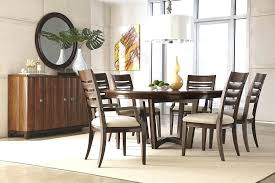 dining room chair table sets high chairs round wooden and oval solid oak