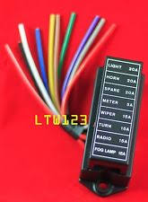 mini fuse block ebay ATM Mini Fuses That Light Up fuse block 8 way atc or atc and mini fuses