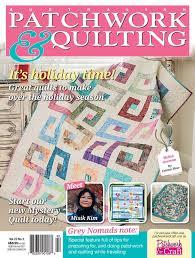 13 best Australian Patchwork & Quilting Magazine images on ... & Australian Patchwork & Quilting Vol 23 No 3, on sale late Nov 2013, features Adamdwight.com