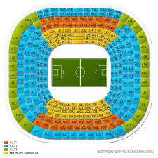 Villarreal At Real Madrid Sun May 17 2020