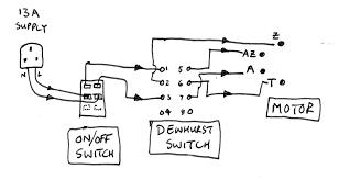 single phase reversing switch wiring wiring diagram sch