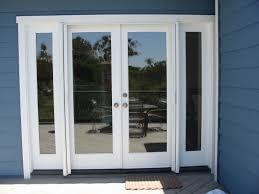 hinged patio door with screen. Hinged Patio Doors With Sidelights Door Screen