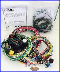 harness wire wiring harness Hot Rod Wiring Harness Universal 21 circuit universal wiring harness loom eazy wiring suit hot rod, rat rod Universal GM Wiring Harness