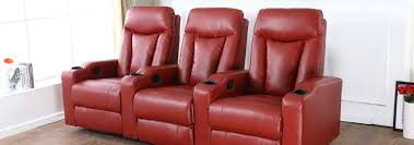 Home Theater Furniture Houston