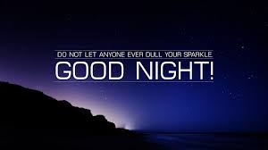 Good Night Quote Wallpapers