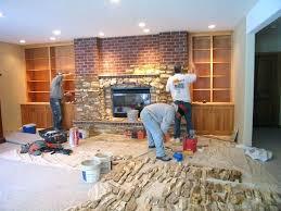 fascinating fireplace refacing kits fireplace refinishing kits natural nice design refacing ideas