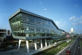 architecture buildings | Relaxx Sports Center Modern Architecture Building