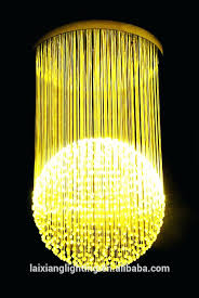 modern crystal lighting modern colored blow glass crystal modern contemporary broadway linear crystal chandelier lighting lamp