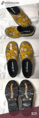 Sloggers Rain Garden Shoes Size 8 Womens Sloggers Shoes