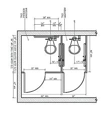 ada closet to view layout image of bathroom stall ada closet height ada closet rod