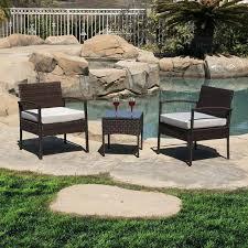 patio sets outdoor
