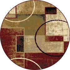small round area rug area rugs stylish round modern area rugs circle area rugs green medium