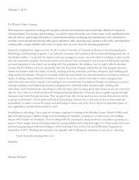 Awesome Collection Of Cover Letter Template For Criminal