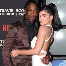 Travis Scott is all smiling after Kylie ...